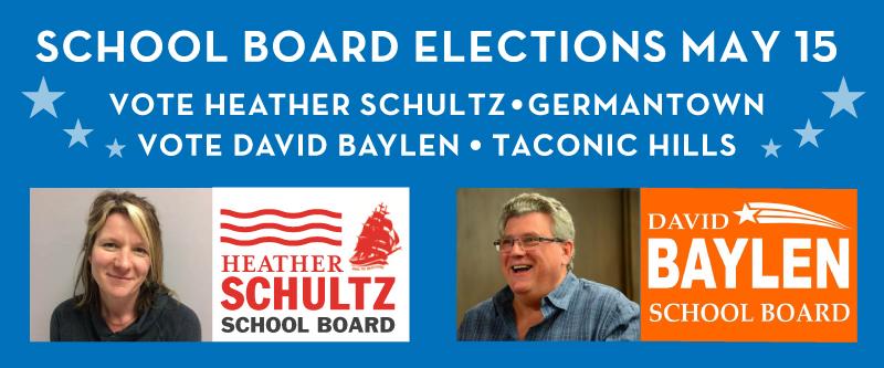 School Board Elections May 15