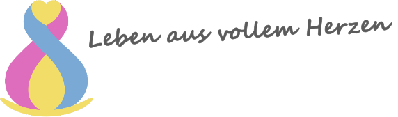 Leben aus vollem Herzen Logo