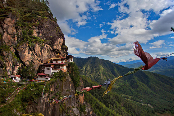 Travel Photography in Bhutan