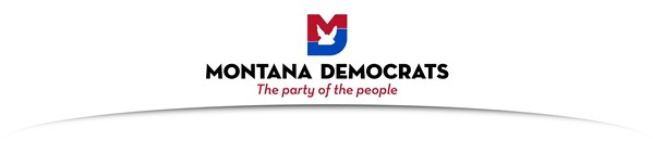 Montana Democratic Party Logo