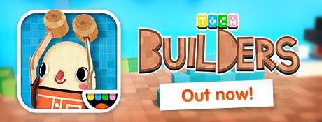 Toca Builders header