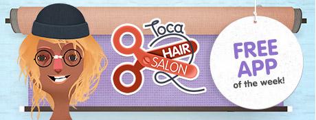 Toca Hair Salon 2 FREE!