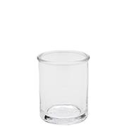 VINTAGE GLASS TUMBLER