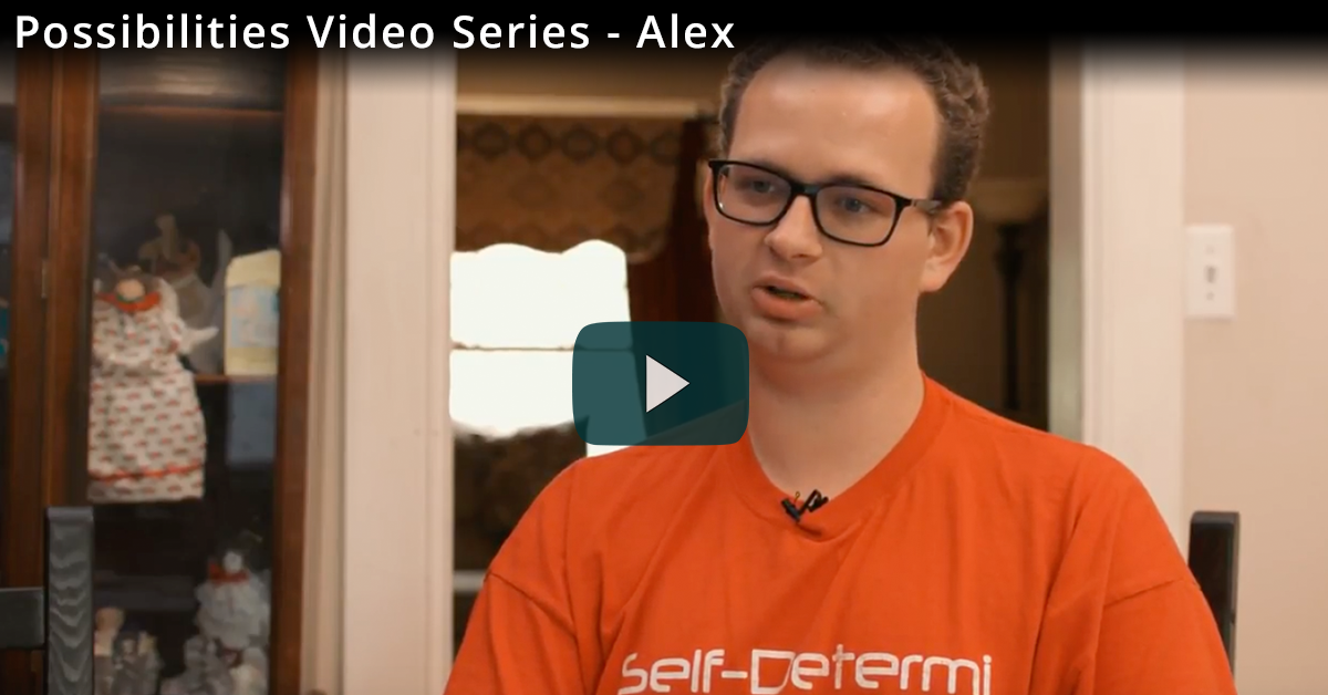 Possibilities Series - Alex
