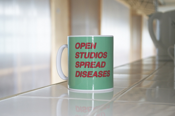 BAZ limited edition mug