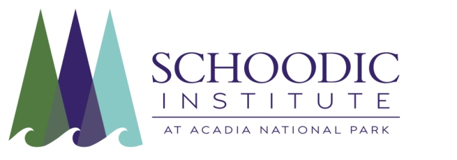 Schoodic Institute at Acadia National Park header logo