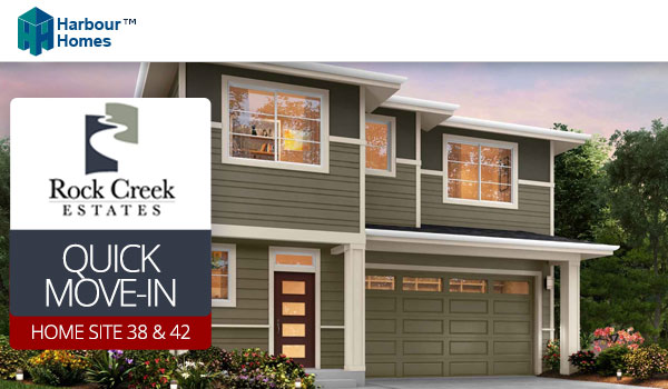 Rock Creek Estates quick move-in specials