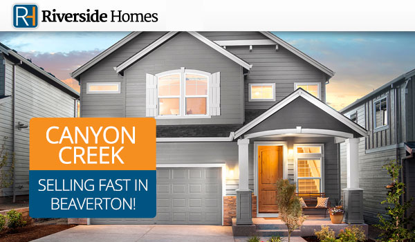 Canyon Creek selling fast