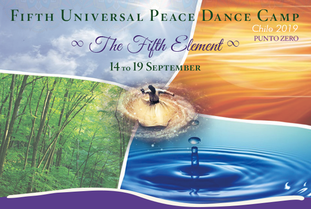 5th Universal Peace Dance Camp