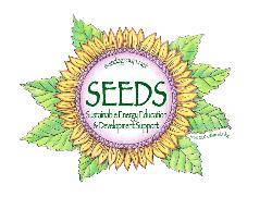 SEEDS logo.