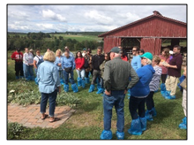 SEEDS farm tour photo
