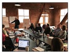 SEEDS strategic planning session photo
