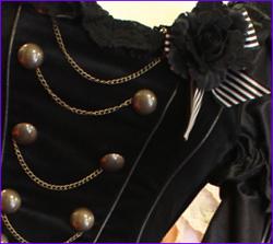 Alice and the Pirates' NELLA Dress Set