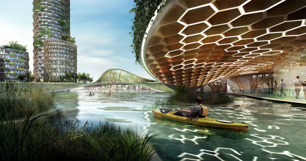 9 Futuristic Buildings That Are Also Sustainable