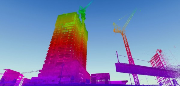 OGC wants your help automatically processing 3D point clouds to turn-by-turn directions