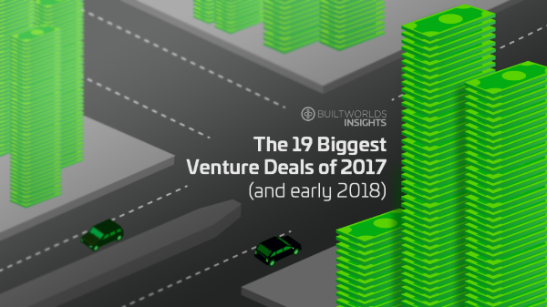 The 19 Biggest Venture Deals of 2017 (and early 2018)