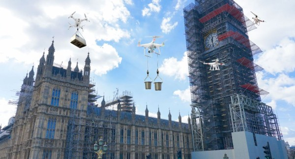 3D PRINTED WALLS, DRONES AND A ROOF MADE FROM RECYCLED PLASTIC – HOW THE FUTURE OF THE CONSTRUCTION INDUSTRY COULD LOOK BY 2025
