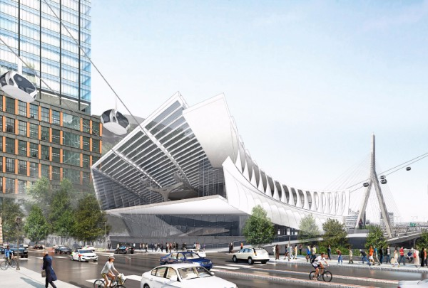 Envisioning Boston's Transit Future: It's a Bird, It's a Plane, It's a …?