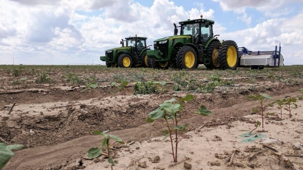 How John Deere's New AI Lab Is Designing Farm Equipment For A More Sustainable Future