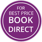 For best price BOOK DIRECT