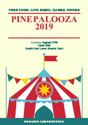 Pine Palooza poster