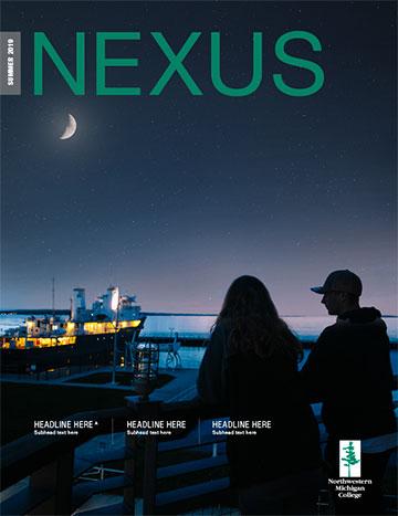 Nexus summer cover