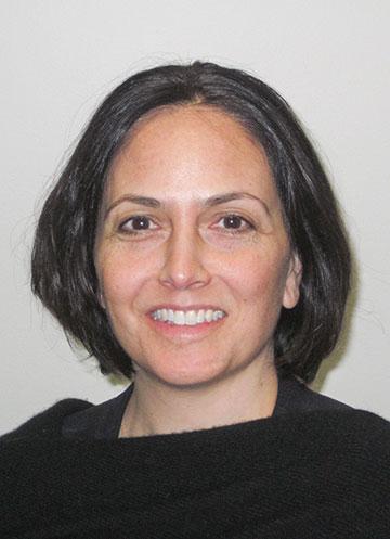 IAF director Leila Hilal