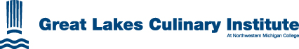 Great Lakes Culinary Institute logo and title