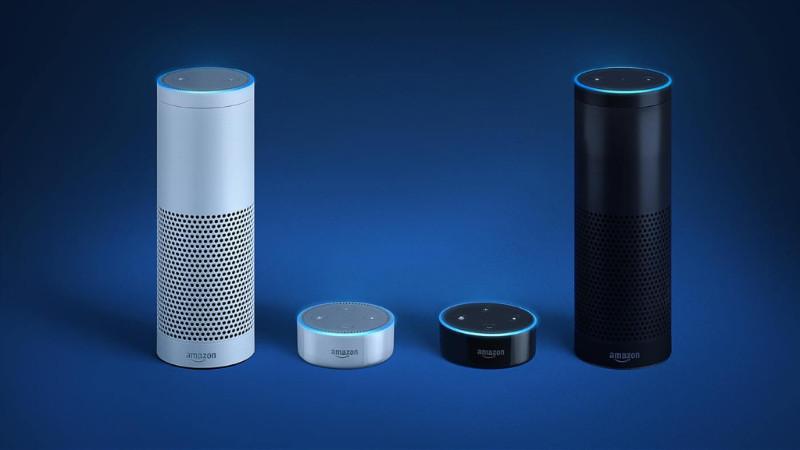 Amazon Echo ou Amazon Dot