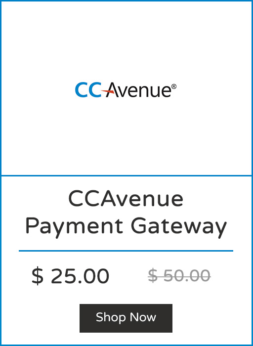 CCAvenue Payment Acquirer