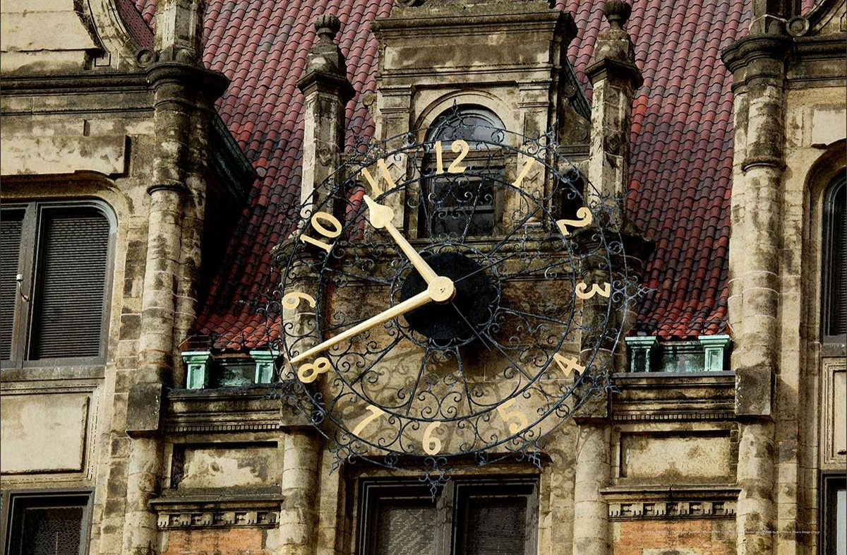 St. Louis City Hall Clock
