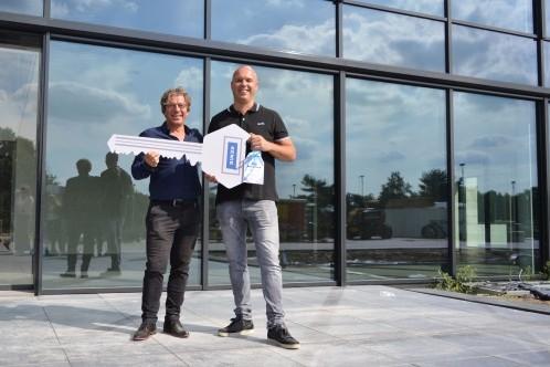Nieuwbouw Kemie door Heembouw is 'covering the future'