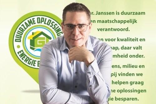 'MVO en duurzaamheid zijn dagelijkse kost voor Gebr. Janssen'