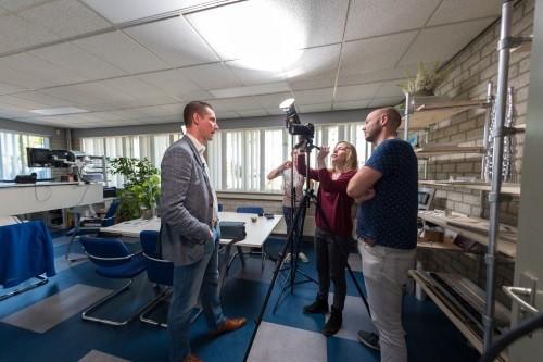 Jonge talenten brengen aluminiumprocessen van Finex in beeld