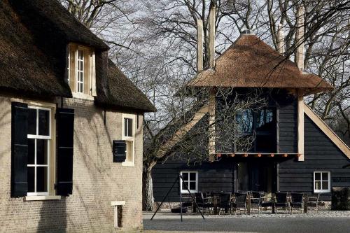 Landgoed Ulvenhart breidt uit met indrukwekkende Hooimijt