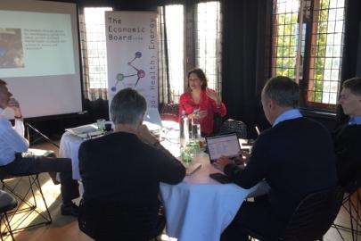 Amerikanen onder indruk van bedrijven in regio Arnhem-Nijmegen