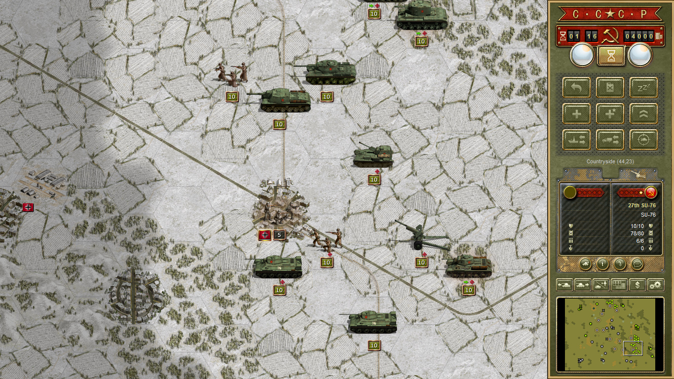 Panzer Corps iOS