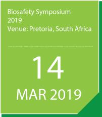 Biosafety Symposium 2019