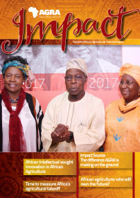 Impact Magazine: Towards Africa's Agricultural Transformation – AGRA 2018