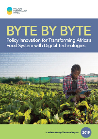 Byte by byte: Policy innovation for transforming Africa's food system with digital technologies