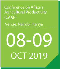 Conference on Africa's Agricultural Productivity (CAAP)