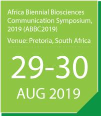 Africa Biennial Biosciences Communication Symposium, 2019 (ABBC2019)