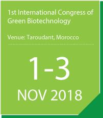 1st International Congress of Green Biotechnology