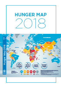WFP Hunger Map 2018
