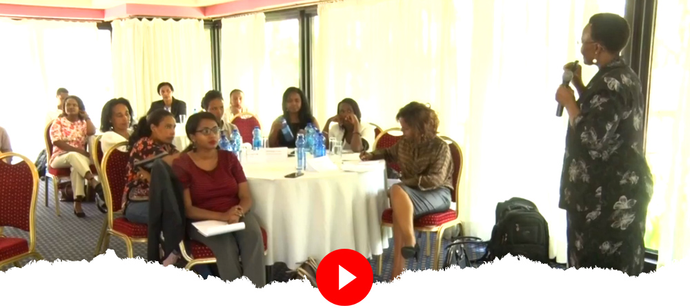 Ethiopian Women for Biosciences Communication Training
