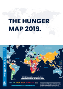 WFP Hunger Map 2019