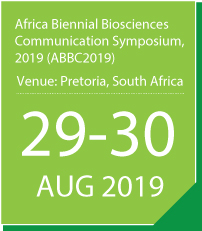 Africa Biennial Biosciences Communication Symposium, 2019 (ABBC2019)