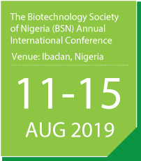 The Biotechnology Society of Nigeria (BSN) Annual International Conference