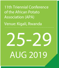 11th Triennial Conference of the African Potato Association (APA)