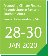 Promoting Climate Finance for Agriculture in East and Southern Africa